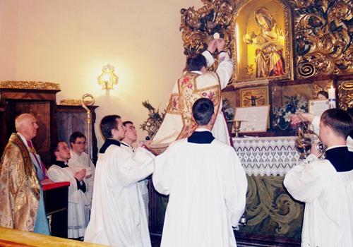 Msza św. z Biskupem