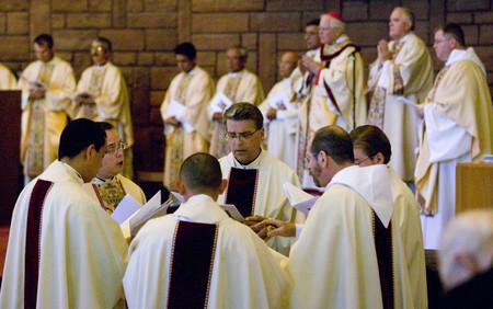 Schola Cantorum kapłanów z Diecezji Tulsa